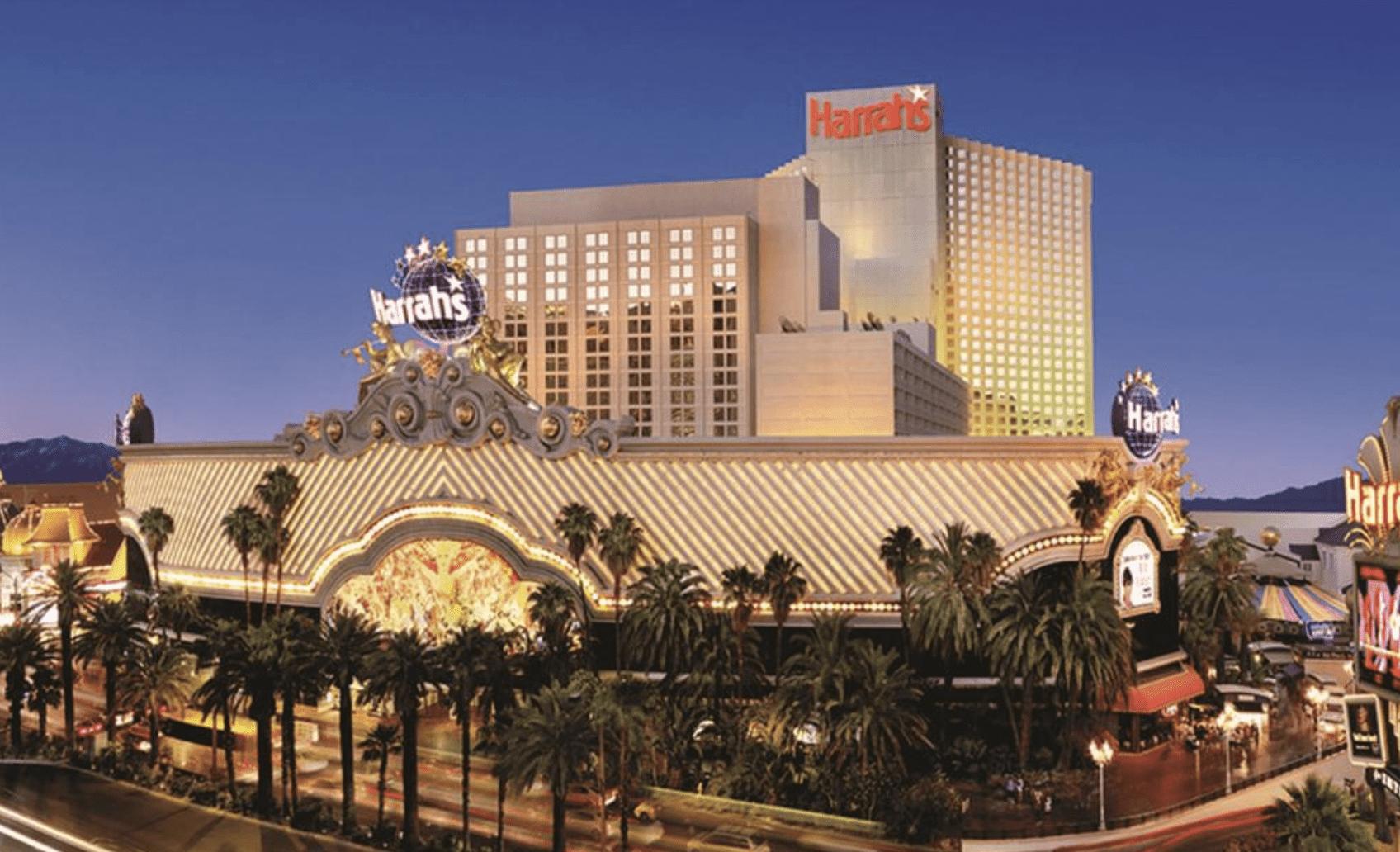 Harrah's Las Vegas เปิดตัว Digital Craps Table